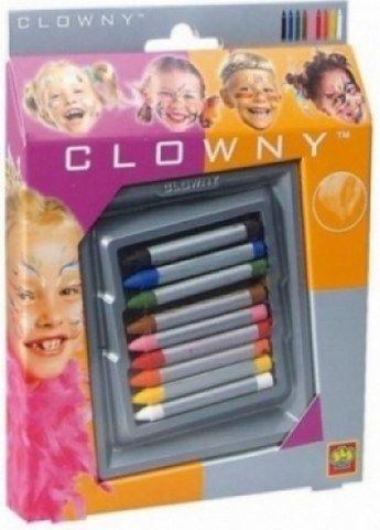 SES Obličejové pastelky 9 barev cena od 163 Kč