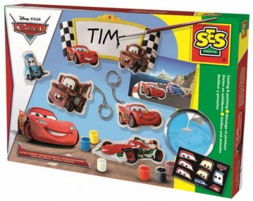 SES Odlévání a malování Disney Cars cena od 401 Kč