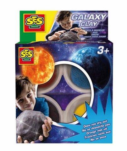 SES Jemná modelína pro vznik nových Galaxií cena od 0 Kč