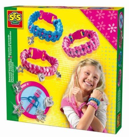SES Pletené náramky s přívěsky cena od 0 Kč