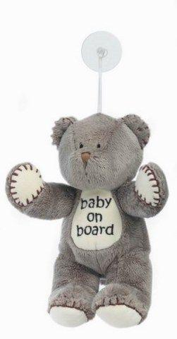 TOLO Plyšový medvídek s přísavkou cena od 131 Kč