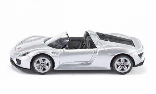 SIKU Blister Porsche 918 Spider cena od 92 Kč