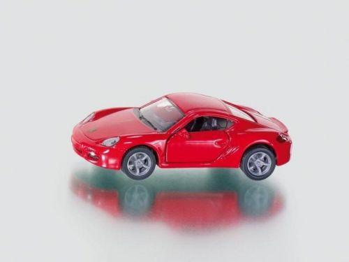 SIKU Blister Porsche Cayman cena od 104 Kč