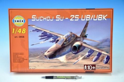 Směr Model Suchoj SU-25 UB/UBK v krabici cena od 270 Kč