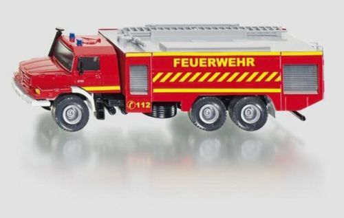 XXL obrazek SIKU Super Mercedes Zetros Fire Engine