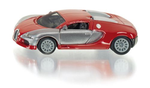 SIKU Blister Bugatti EB 16,4 Vevron cena od 62 Kč