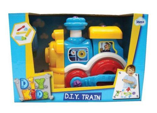 Mac Toys Stavebnice lokomotiva cena od 175 Kč