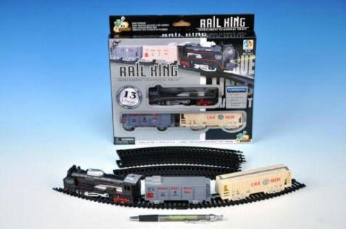 Wiky Vlak s kolejemi plast 67 cm cena od 142 Kč