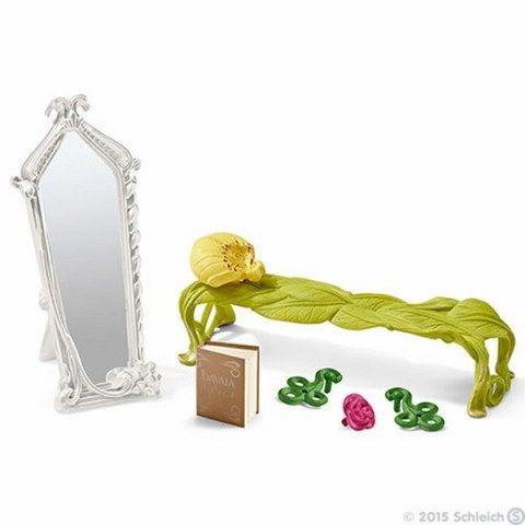Schleich Svět fantazie Elfí ložnice cena od 219 Kč