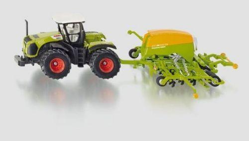 SIKU Farmer Traktor se secím přívěsem cena od 289 Kč