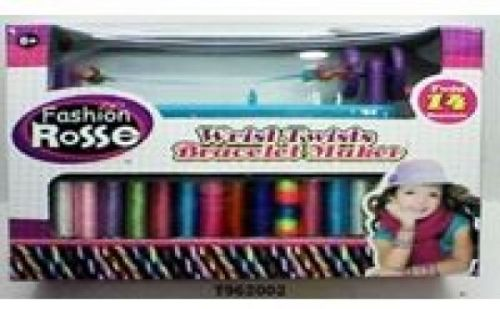 Mac Toys Výroba náramků se zaplétačem cena od 248 Kč