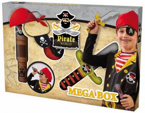 SES Velký set pro piráty cena od 446 Kč