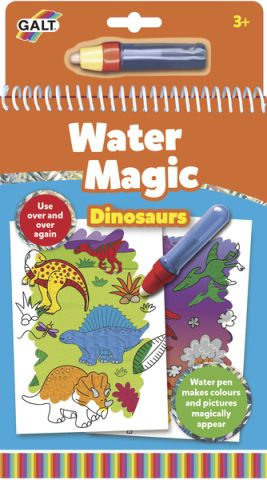 Galt: Vodní magie - Dinosauři