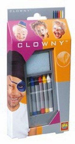 SES Obličejové pastelky 6 barev cena od 116 Kč