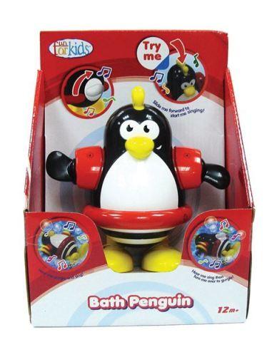 Mac Toys Zpívající, plavající tučňák cena od 349 Kč