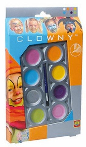 SES Clowny aqua 8 barev Trendy cena od 258 Kč
