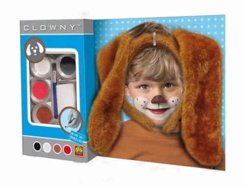 SES Clowny aqua s maskou pes cena od 288 Kč