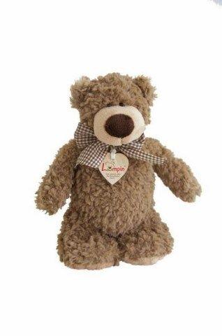 LUMPIN Medvěd Denis s mašlí cena od 155 Kč