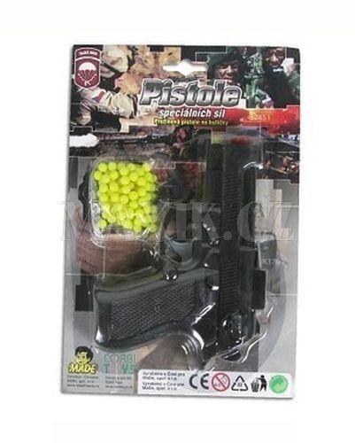 MaDe Kuličková pistole 15 cm cena od 54 Kč