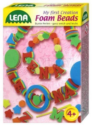 Lena Pěnové perly Písmo cena od 79 Kč