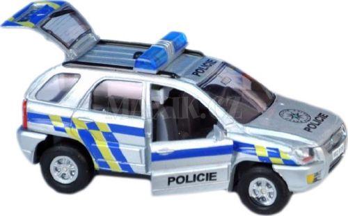 Teddies Auto policie 13 cm cena od 198 Kč