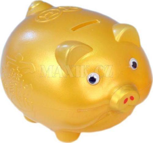 Teddies Pokladnička prasátko cena od 49 Kč