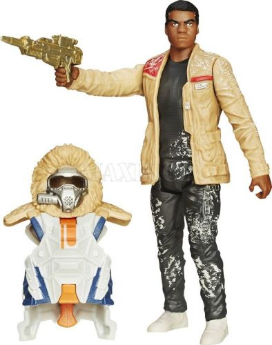 Hasbro Star Wars Epizoda 7 Obrněná figurka Finn