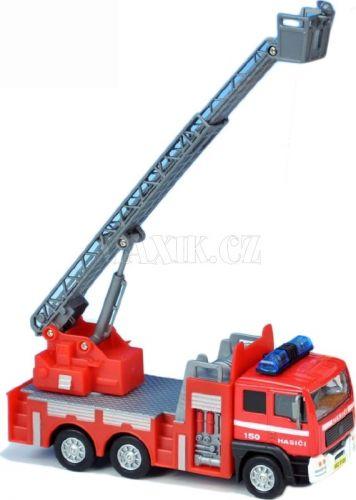 Teddies Auto hasiči mluvící 17 cm cena od 172 Kč