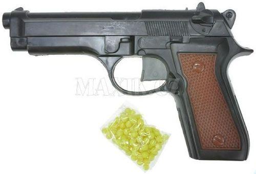 Teddies Pistole na kuličky s kuličkami cena od 47 Kč