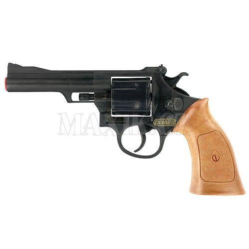 Teddies Kapslíková pistole Denver 22 cm cena od 0 Kč