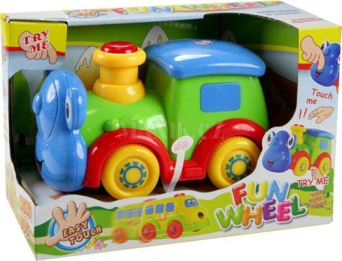 Lamps Baby Mašinka cena od 121 Kč