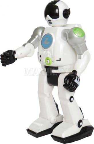 Made Interaktivní robot Zigy