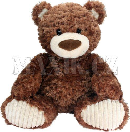 Aurora Medvěd plyšový hnědý 45 cm cena od 499 Kč