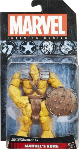 Hasbro Marvel Avengers figurka Marvels Korg 10 cm cena od 280 Kč