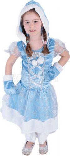 Rappa Kostým princezna kožíšková zimní