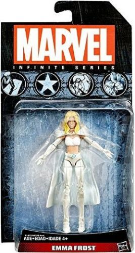 Hasbro Marvel Avengers figurka Emma Frost 10 cm cena od 0 Kč