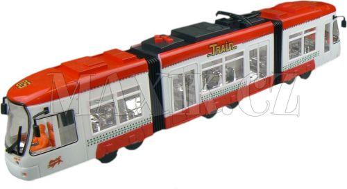 Made Tramvaj na baterie se světlem a zvukem cena od 291 Kč