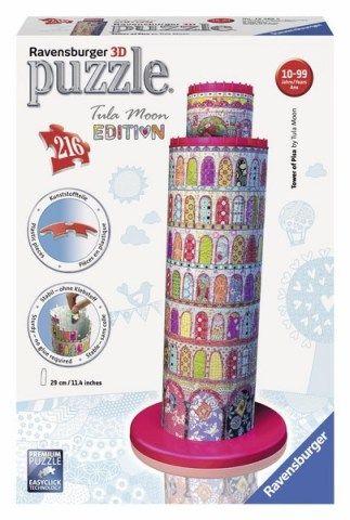 Ravensburger Šikmá věž v Pise Tula Moon 3D cena od 395 Kč