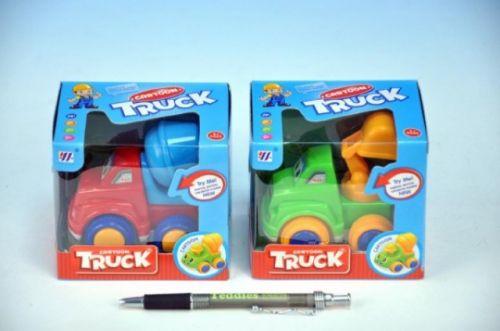 MIKRO TRADING Auto nákladní plast 8 cm cena od 56 Kč