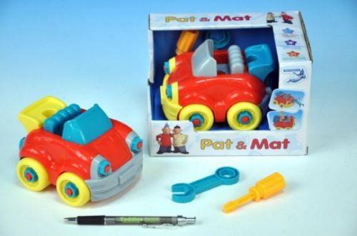 MIKRO TRADING Auto Pat a Mat šroubovací plast 13 cm cena od 124 Kč