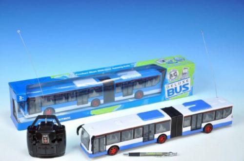 MIKRO TRADING Autobus R/C plast 44 cm cena od 0 Kč
