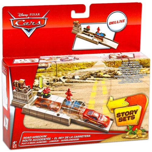 Mattel Cars Vystřelovač Road Wreckin cena od 339 Kč