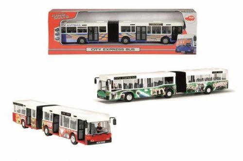 DICKIE Autobus City Express 40 cm cena od 320 Kč