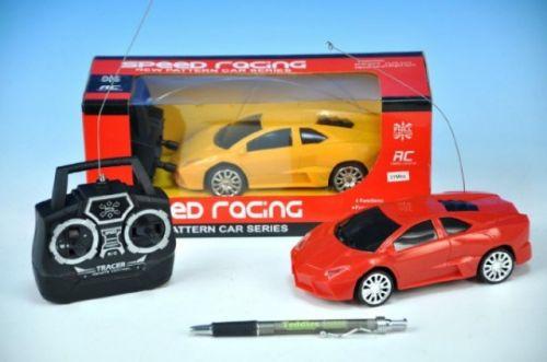 WIKY Auto RC plast 16 cm cena od 156 Kč