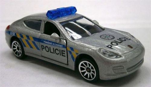 MAJORETTE Auto policejní kovové