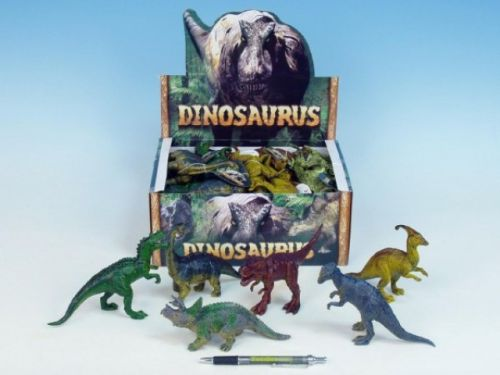 MIKRO TRADING Dinosaurus plast 14-17 cm cena od 38 Kč