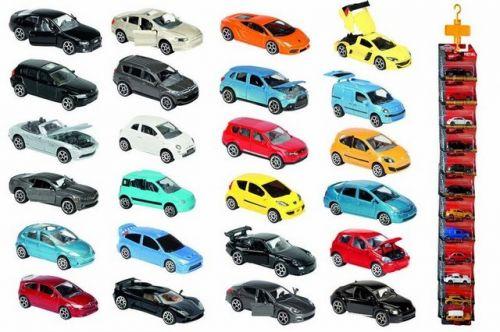 MAJORETTE Clip auto 7,5 cm cena od 53 Kč