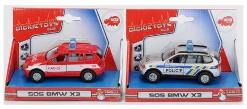 DICKIE Auto SOS kovové cena od 184 Kč