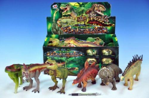 MIKRO TRADING Dinosaurus plast 22-30 cm cena od 119 Kč