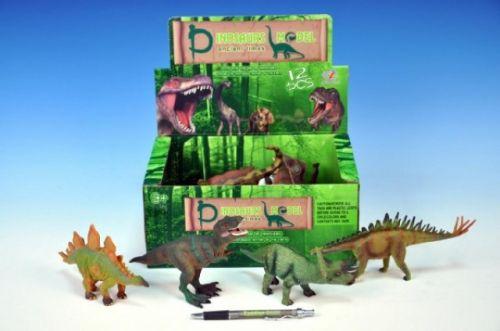 MIKRO TRADING Dinosaurus plast 15-18 cm cena od 57 Kč